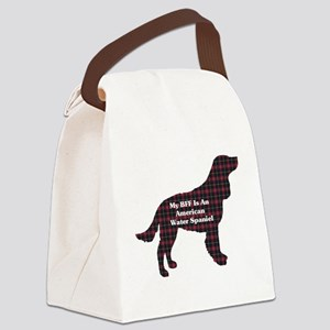 AmWaterSpanBFF Canvas Lunch Bag
