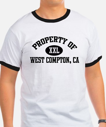 Property of WEST COMPTON T