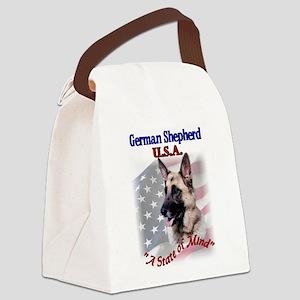 GSD usa Canvas Lunch Bag