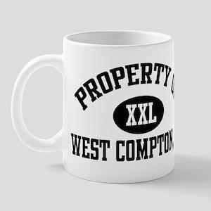Property of WEST COMPTON Mug