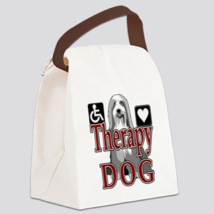 therapy sheepie Canvas Lunch Bag