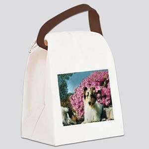 chance in pink final resized Canvas Lunch Bag