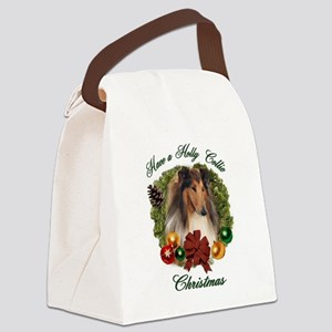 Christmas darin apparel Canvas Lunch Bag