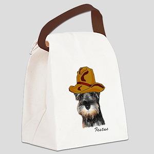 festus Canvas Lunch Bag