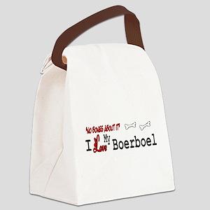 NB_Boerboel Canvas Lunch Bag