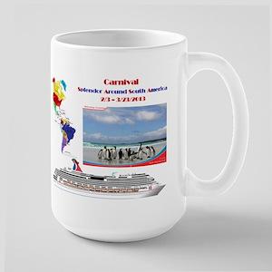 SASA Logo Large Mug