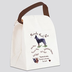 acd group names 2 Canvas Lunch Bag