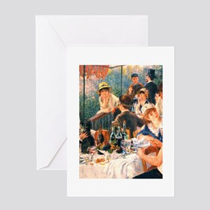 Famous Paintings: Luncheon of The Boating Party Gr