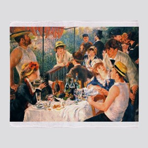 Famous Paintings: Luncheon of The Boating Party S