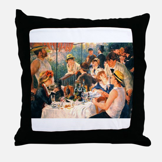 Famous Paintings: Luncheon of The Boating Party Th