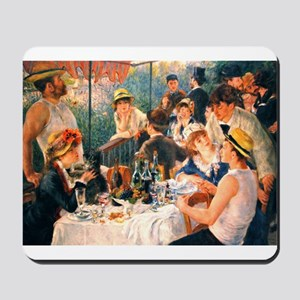 Famous Paintings: Luncheon of The Boating Party Mo