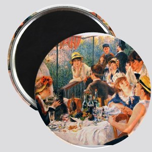 Famous Paintings: Luncheon of The Boating Party Ma