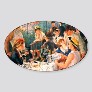 Famous Paintings: Luncheon of The Boating Party St