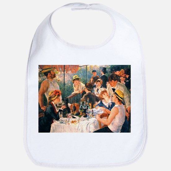 Famous Paintings: Luncheon of The Boating Party Bi