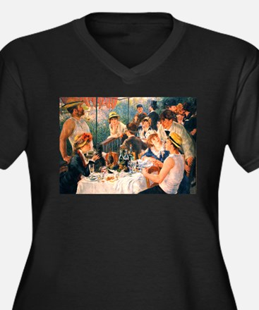 Famous Paintings: Luncheon of The Boating Party Wo