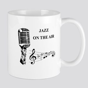 Jazz on the air! Mug