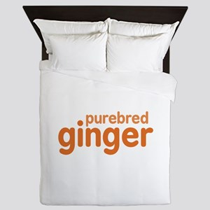 Purebred Ginger Queen Duvet