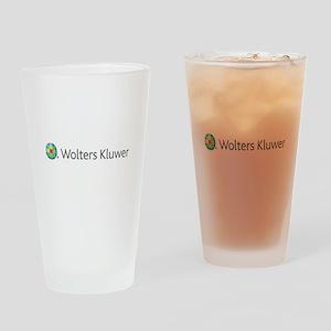 Large Logo Drinking Glass