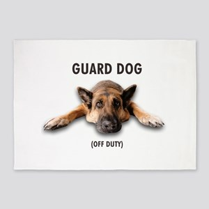 Guard Dog 5'x7'Area Rug