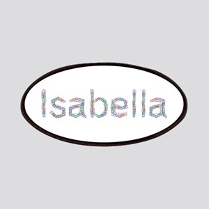Isabella Paper Clips Patch