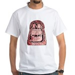 Hólmgang Picture Stone T-Shirt (White)