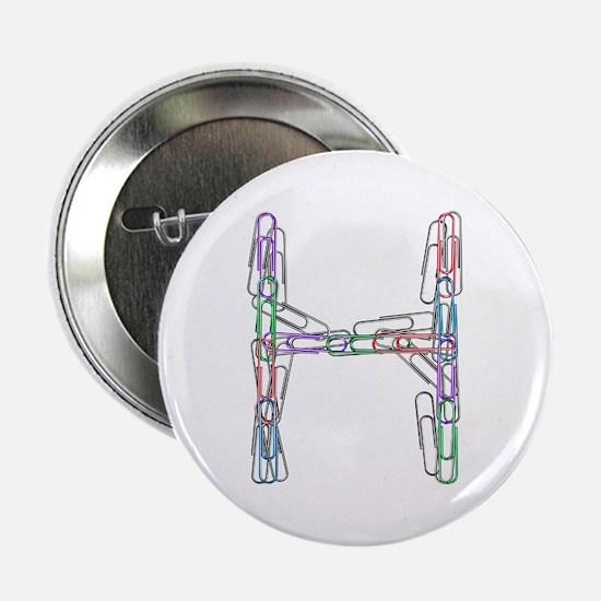 H Paper Clips Button