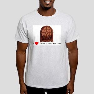 I Love OTR 2 Ash Grey T-Shirt