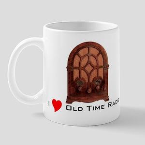 I Love OTR 2 Mug