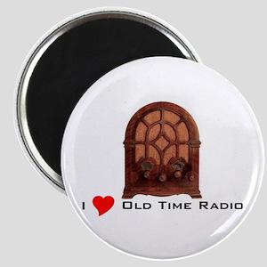 I Love OTR 2 Magnet