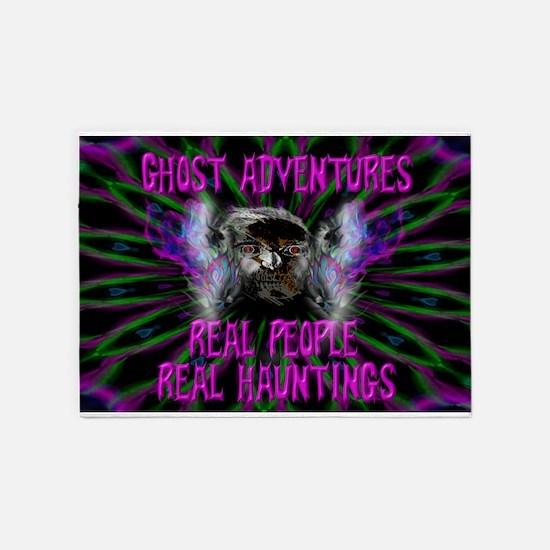 Ghost Adventures 5'x7'Area Rug