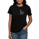 Deco Lady Borzoi T-Shirt