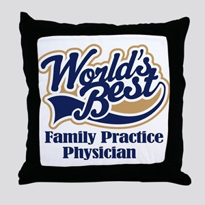 Family Practice Physician (Worlds Best) Throw Pill