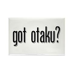 got otaku? Rectangle Magnet (100 pack)
