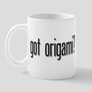 got origami? Mug