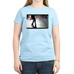 Women's SKATE T-Shirt (comes in blue & yellow too)