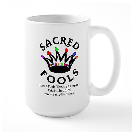 Sacred Fools Large Mug