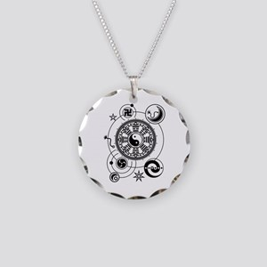 Heptagram jewelry cafepress monyou all 1 necklace circle charm aloadofball Choice Image