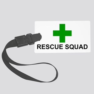 GC Rescue Squad - Large Luggage Tag