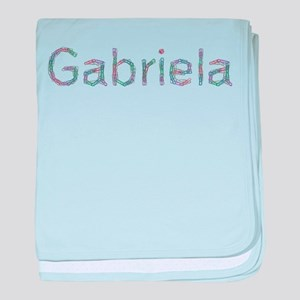 Gabriela Paper Clips baby blanket