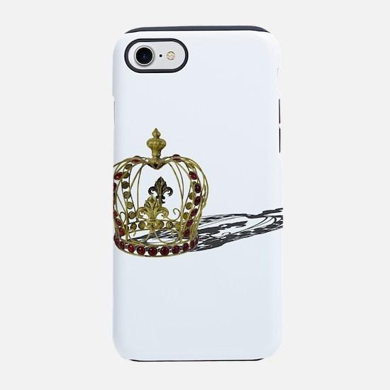 Gemmed crown iPhone 7 Tough Case