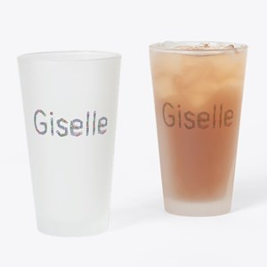 Giselle Paper Clips Drinking Glass