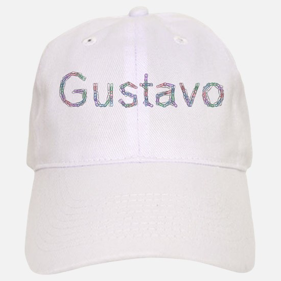 Gustavo Paper Clips Baseball Baseball Cap