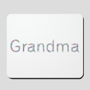 Grandma Paper Clips Mousepad