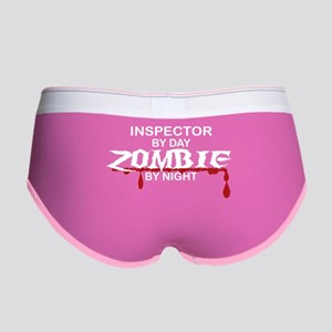 Inspector Zombie Women's Boy Brief