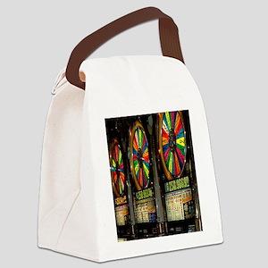 Las Vegas Slots Canvas Lunch Bag