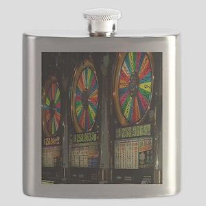 Las Vegas Slots Flask