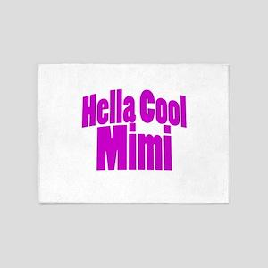 Hella Cool Mimi 5'x7'Area Rug