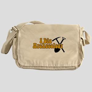 Archaeology Messenger Bag