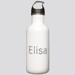 Elisa Paper Clips Stainless Water Bottle 1.0L