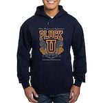 Pluck U Hoodie (dark)